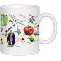 zingi gallery галерея pictures mug, souvenir, positive, Zingi