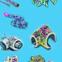 zingi декоративные накладки decorations on fittings