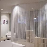 zingi нитяные шторы filament curtains