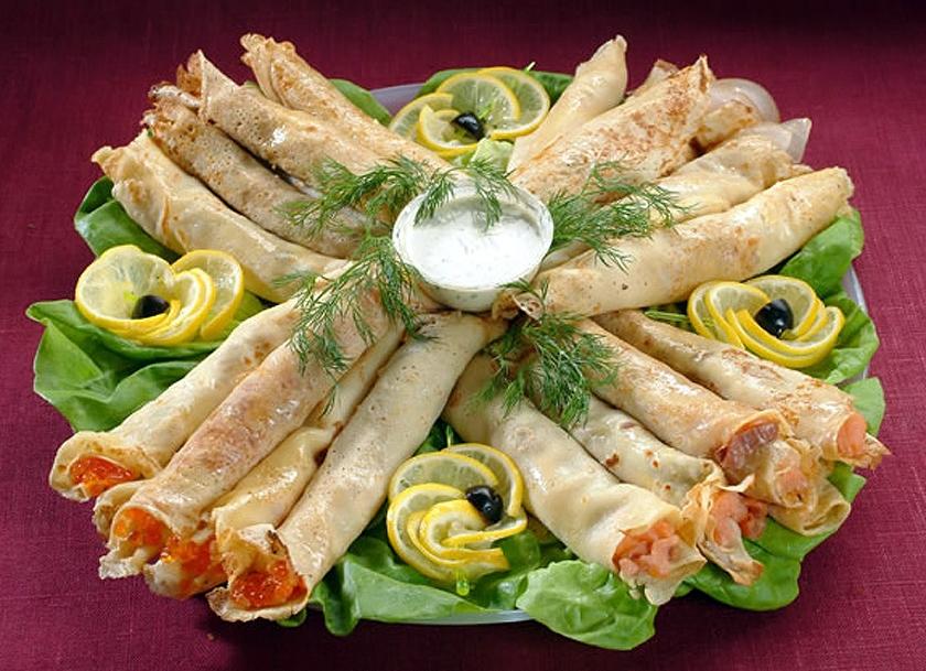 Image to the word блины,  Pictures gallery of Zinkod, рецепт,блины,кулинария,вкусно,, Блинчики с начинкой  Тесто для блинчиков довольно простое для приготовления